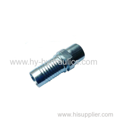 Metric Standpipe Straight DIN Ferrule Bite Type Hydraulic Fittings double hose connector 51011