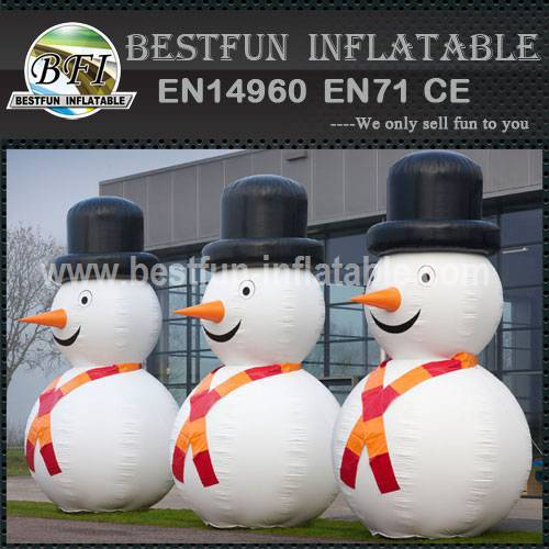 New Airblown Inflatable Snowman