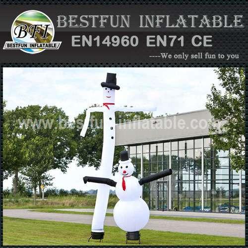 Inflatable Christmas Skydancer snowman