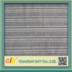 Polyester jacquard chenille upholstery fabric