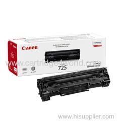 Genuine Canon Crg-725 Toner Cartridge with Original Packing