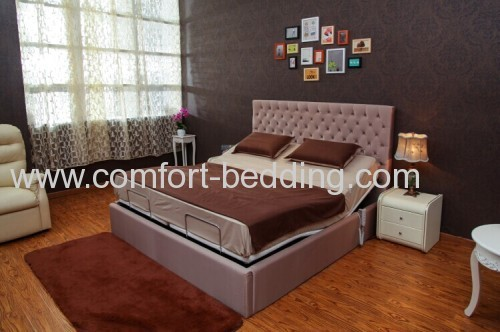 king size adjustable beds mattress