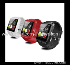 smart watch bluetooth 3.0 panel 1.44inch compatible with ios 7 and android 4.21