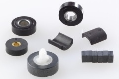 Permanent Injection moulded magnets