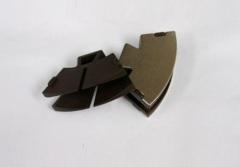 Rare earth plastic magnets