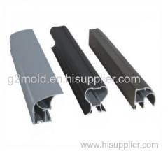 Aluminum extrusion profile parts