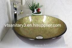 table top basin bathroom sink shell shaped bathroom sink