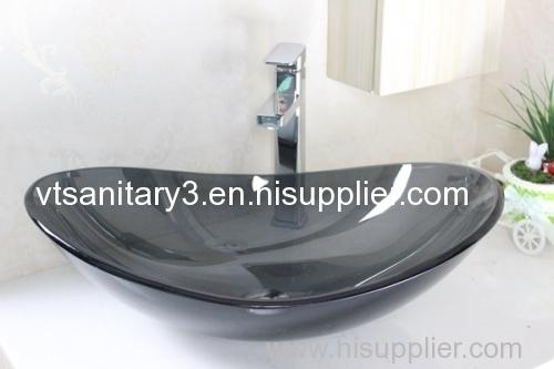 glass double bathroom sink fancy bathroom sinks