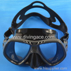 China professional scuba free diving mask for adult/cheap scuba diving mask