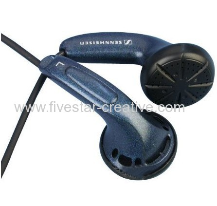Sennheiser MX500 Lightweight In-Ear Earbud Headphones