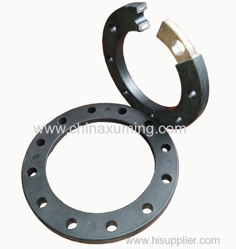 PP-Steel Flange for Stub End