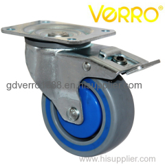 High performance industrial swivel casters