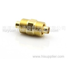 Customized High Quality Pneumatic Brass Fitting (Pneumatic Components