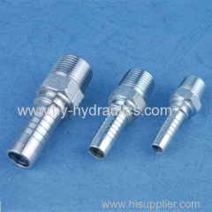 Favorites Compare Male bsp hydraulic hose O-Ring Seal fitting bsp male hose fitting 12211