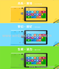"8"" VOYO Winpad A-1 MINI Intel Quad Core Windows8 IPS1280x800 2GB+32GB Dual Camera HDMI OTG Russia Multi Language T"