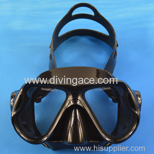 China supplier diving mask manufacture in dongguan city