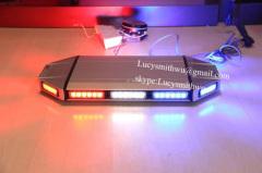 Warning mini lightbar/ LED mini lysbjelke/ LED Ljusramp/ Maxim Lightbar/Mini lichtbalken