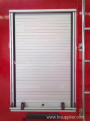roll-up doors for fire trucks