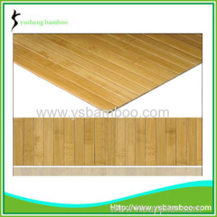 faux bamboo interior walls panel