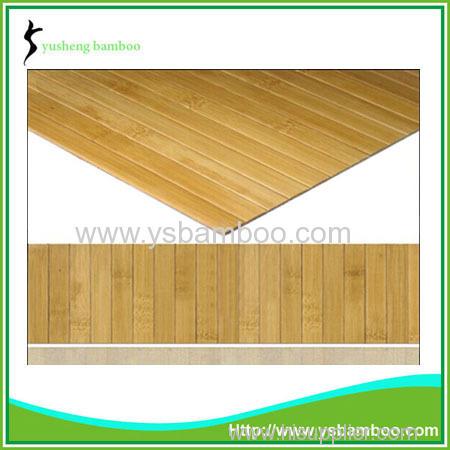 faux bamboo interior walls panel