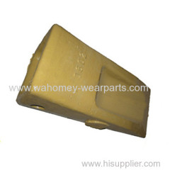Excavator parts spare parts for caterpillar J600 long tip bucket teeth