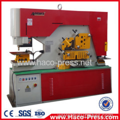 Q35Y Metal hole punching machine