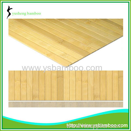 hospital bamboo wall covering
