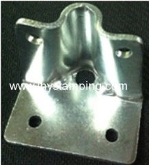 Stamping part Ventilation holder