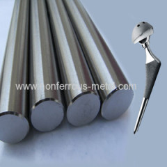 ASTM F136 Ti-6Al-4V ELI Titanium Bar / Rod