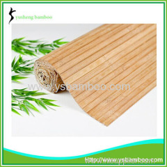 self-adhesive bamboo wall covering