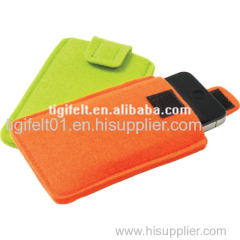 mobile phone felt case