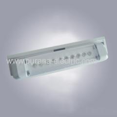 Lámpara de iluminación en compartimiento de baja tensión