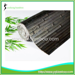 external bamboo wall cover
