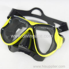 China professional diving mask spearfishing and hunting diving mask