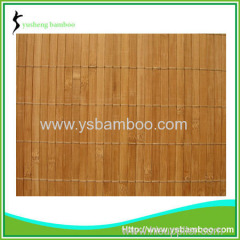 hotel wall bamboo coverings