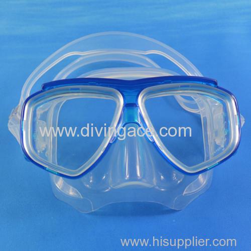 2014 hot sale adult scuba diving mask