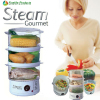 Hot selling Electric food steamer steam gourmet