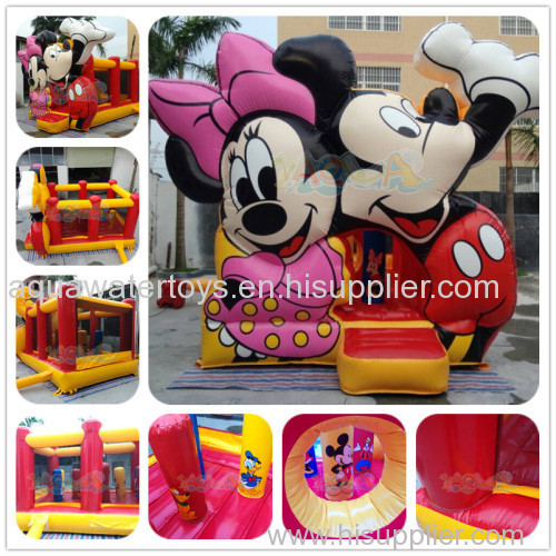 mickey mouse jumping house