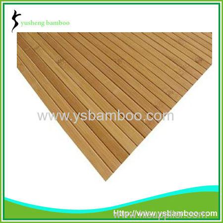 wall covering bamboo mat