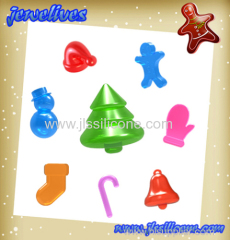Cute High Quality Plastic Ice cube ice Grains mold