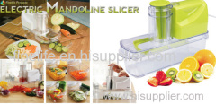 hot selling high quality and low price Electric Mandoline Slicer as seen on TV