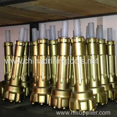 DTH drill bits for masonry