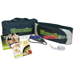 Vibroaction massager slimming belt