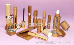 bamboo makeup cosmetic package