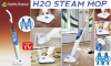 HOT SELLING H2O Steam Mop