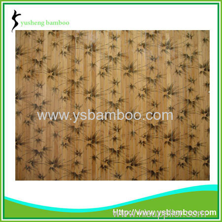 bamboo wall covering decoration panel cover