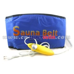 Electric massage slimming sauna belt