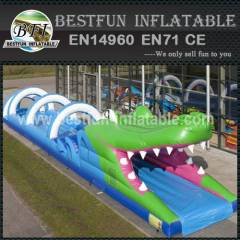 Ventriglisse Inflatable Crocodile Slip
