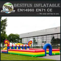Horse Derby Race Inflatable Game