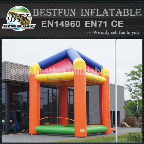 Inflatable Mountain funds House